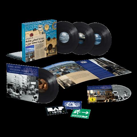 √Alles Fliesst - Geburtstagsedition (Ltd. Vinyl) von Niedeckens BAP -  jetzt im Niedeckens BAP Shop