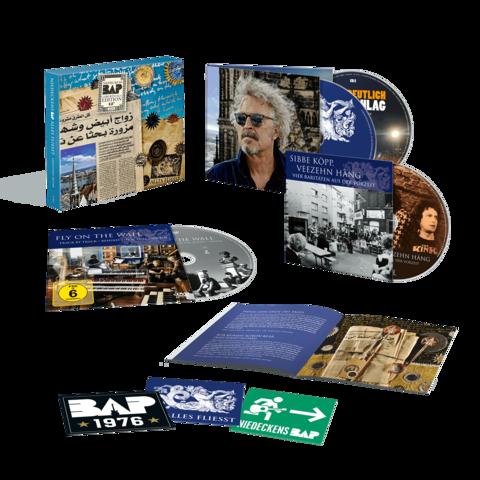 √Alles Fliesst - Geburtstags Edition (Ltd. Deluxe) von Niedeckens BAP -  jetzt im Niedeckens BAP Shop