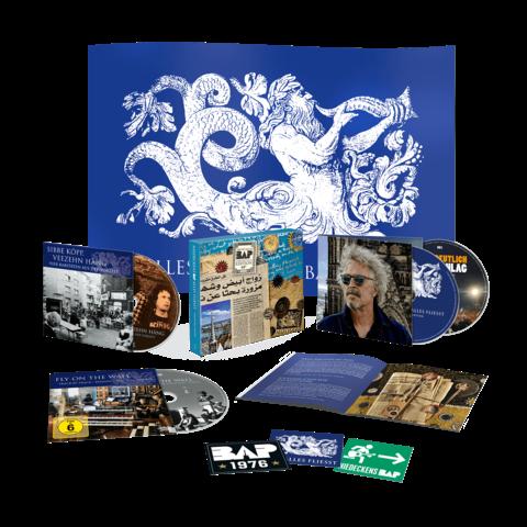 √Alles Fliesst - Geburtstagsedition (Ltd. Deluxe + Flagge) von Niedeckens BAP -  jetzt im Niedeckens BAP Shop
