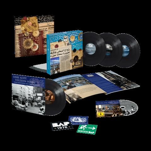 √Alles Fliesst - Geburtstagsedition (Ltd. Vinyl + Leinwand) von Niedeckens BAP -  jetzt im Niedeckens BAP Shop